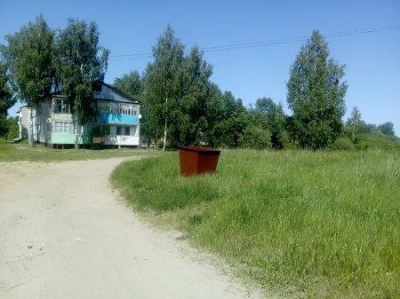 В Волжском и Юринском районах в начале июня было установлено более 290 новых контейнеров.